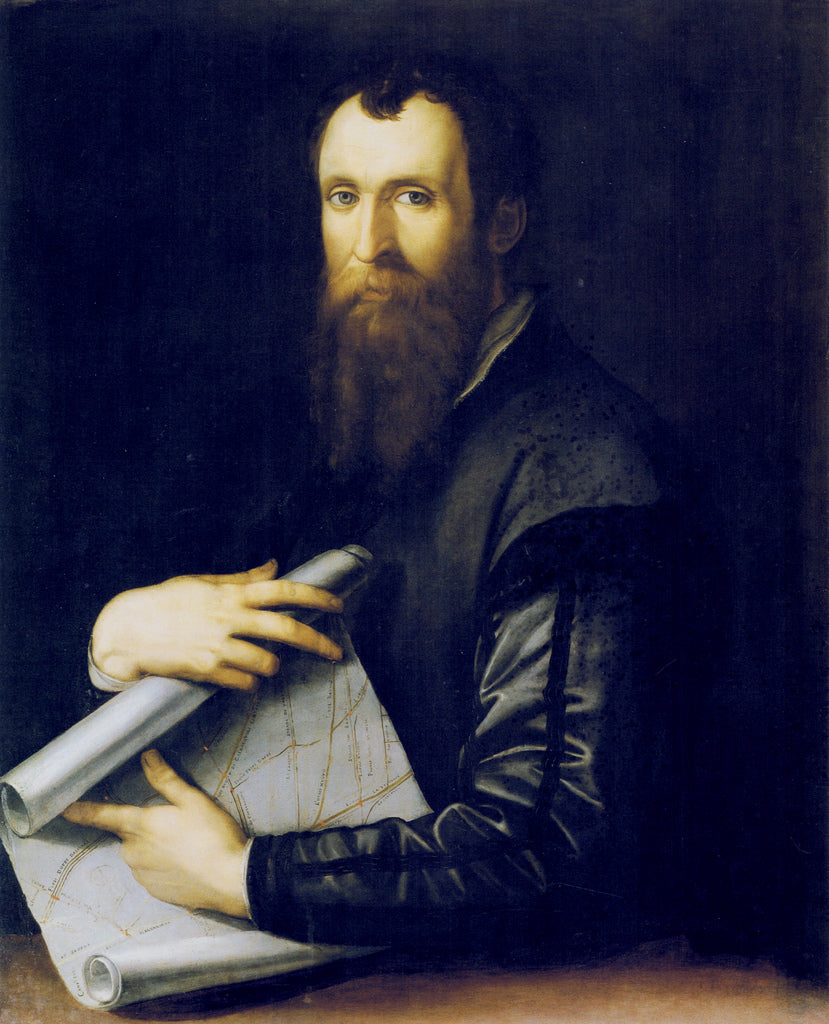 Portrait of Luca Martini