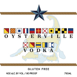 Oysterville Vodka Gear