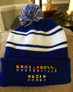 Oysterville Vodka Winter Hat