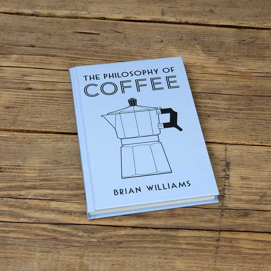 The Philosophy of Coffee! Brian Williams