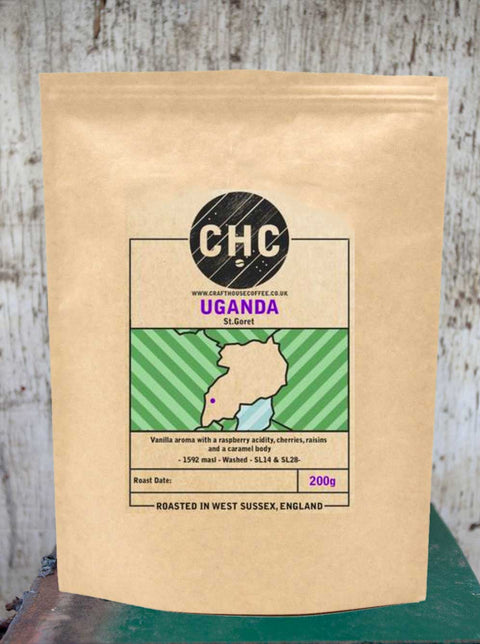 Craft House Coffee - Uganda