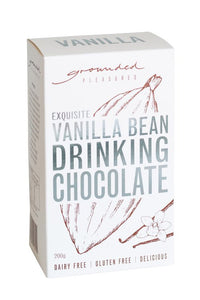 Vanilla Bean Drinking Chocolate