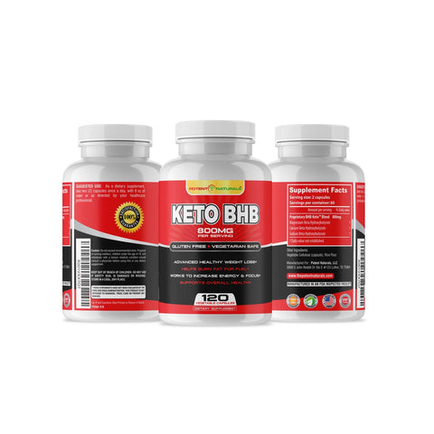 KETO BHB Ketogenic Rapid Fat Burner