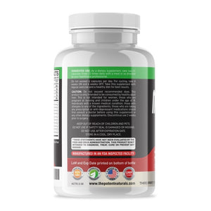 MALE SURGE Testosterone Booster | 2100mgs D-AA-CC | 180-Veggie Capsules