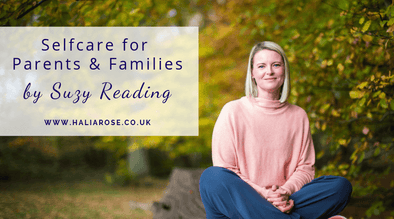 Self-Care for Kids and Parents by Suzy Reading