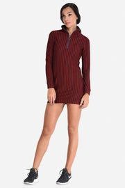 To-Go Sweater Mini Dress