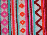 Tribal Striped Pillow Upholstery Bag Fabric Sold by Yard