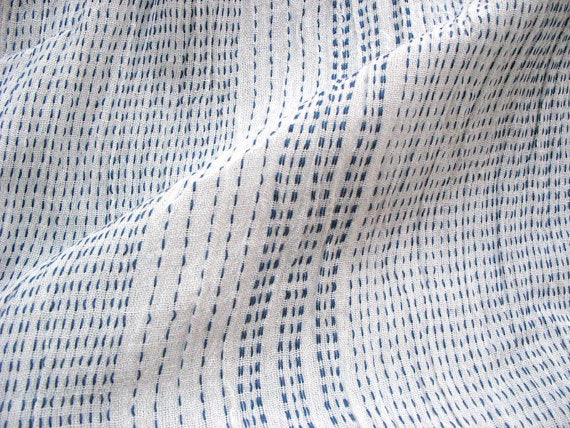 Fabric for beach cover up soft textured cotton fabric