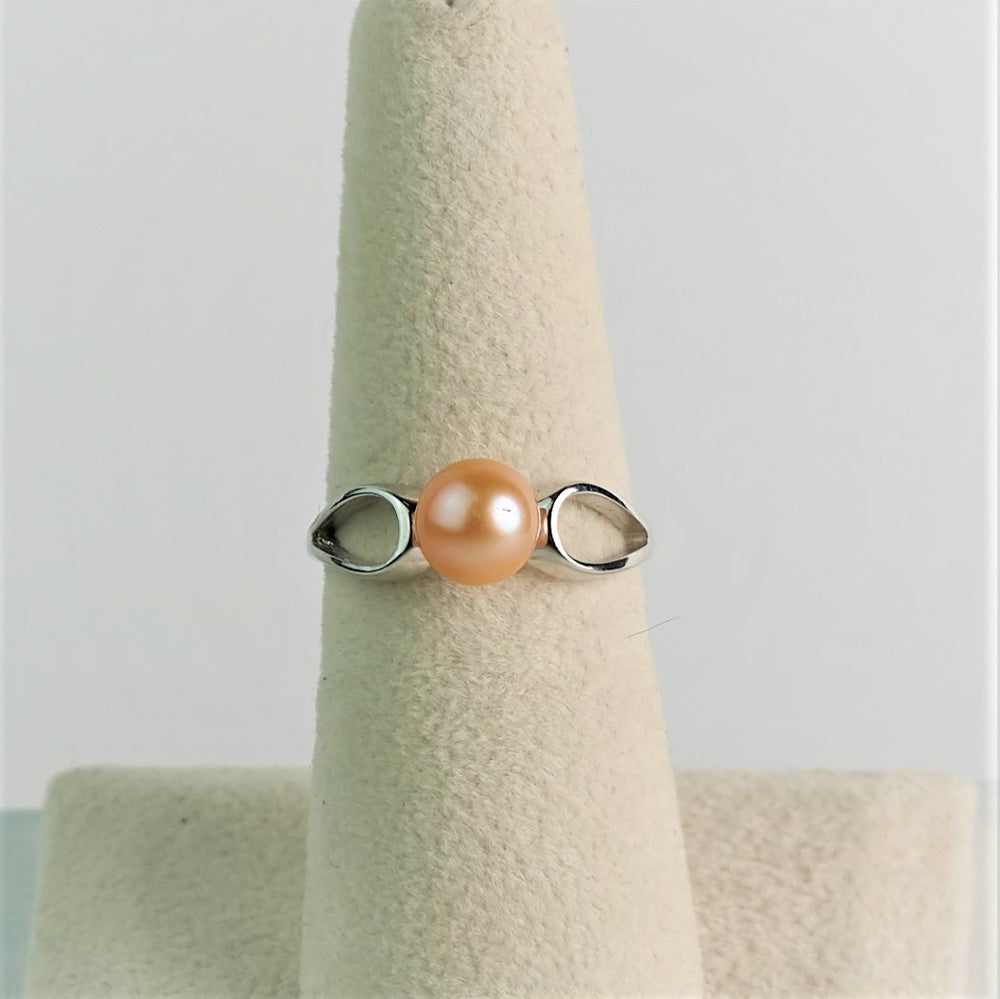Double Teardrop Ring