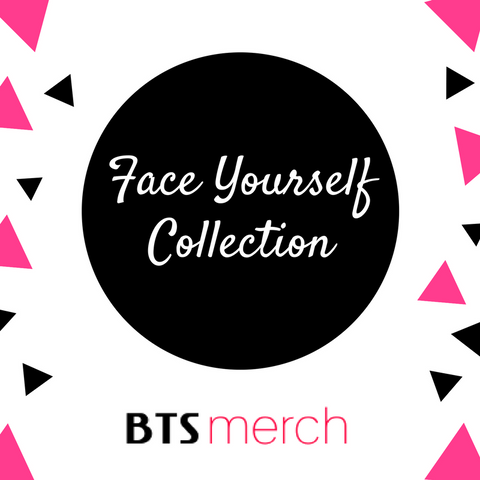 BTS Face Yourself Collection
