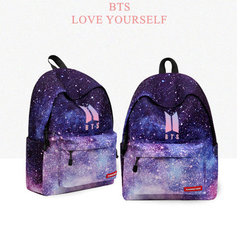 BTS Love Yourself 承 'Her | Backpack - BTS Merch