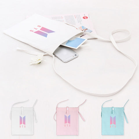 BTS Love Yourself 承 'Her | Sling Bag - BTS Merch