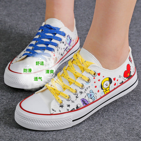 BT21 Special Edition Shoes