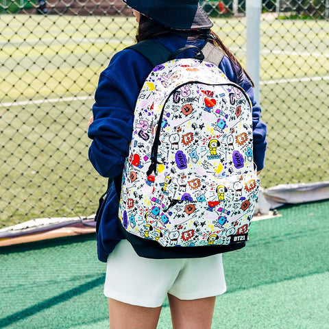 BT21 Comic Style Backpack