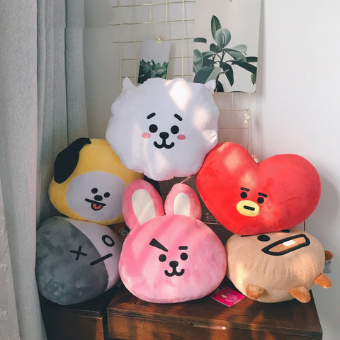 BT21 Plush Doll