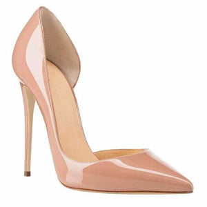 Glamorous - nude 12cm / 11 - Pumps