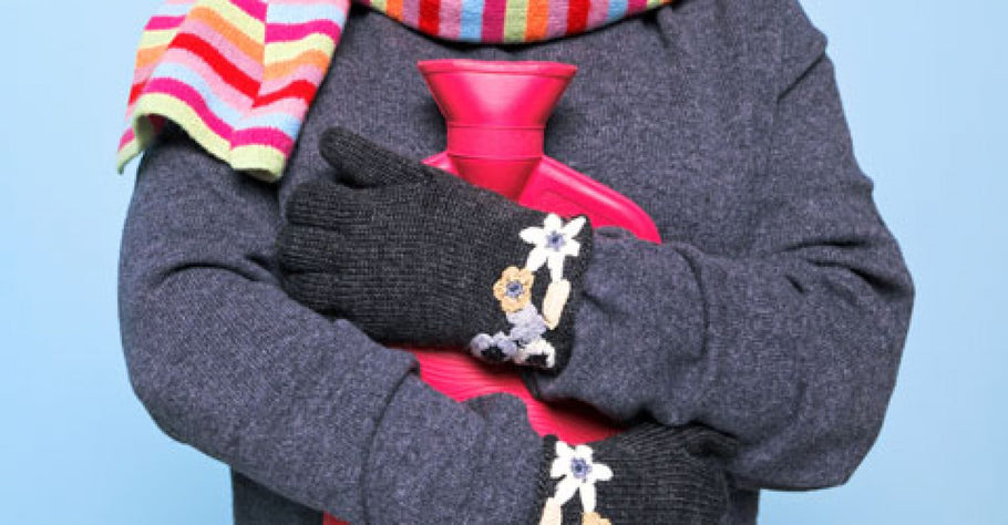 8 Ways to Keep Yourself Warm This Winter