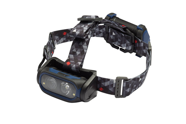 LED Rechargeable Headtorch HT550R