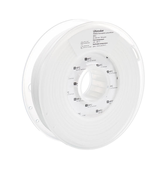 Ultimaker TPU White Filament (NFC)