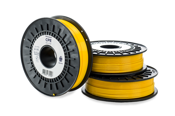Ultimaker CPE Yellow Filament
