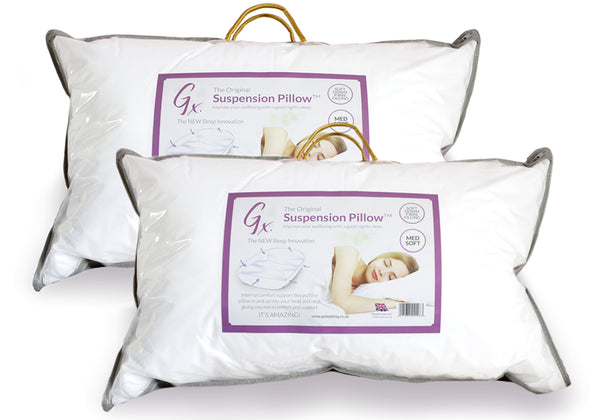 Twin Pack (2 x Gx Suspension Pillows)