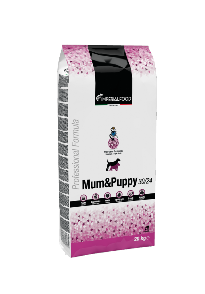 Imperial Food: Mum and Puppy 20kg