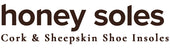 Honey Soles | Premium Cork & Sheepskin Shoe Insoles