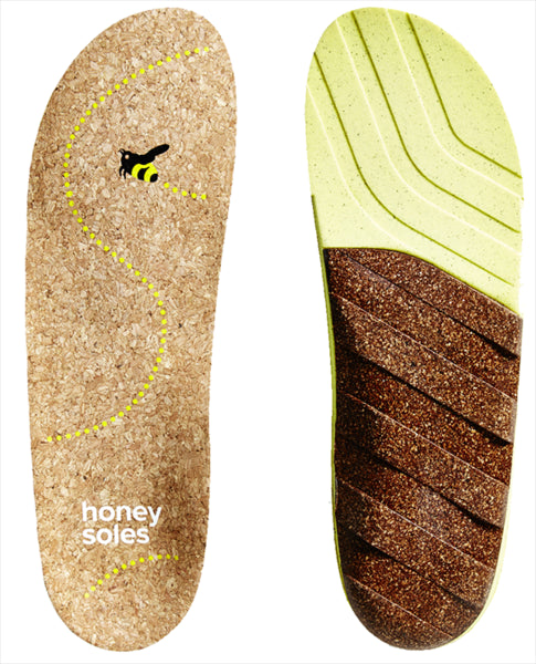 HONEY SOLES FOR BOAT SHOES