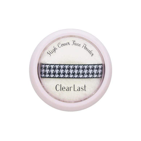 Clear Last High Cover Face Powder クリアラストクリアラスト フェイスパウダー ハイカバー Life Matte Ochre Tokyo Direct