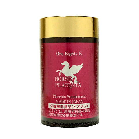 Image of One Eighty Horse Placenta Supplement (2 Months) ワンエイティー 馬プラセンタ 約2か月分 Life Tokyo Direct