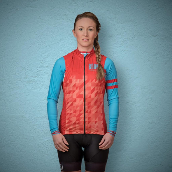 Stylish Cycling Clothing - Gilets Spin Shed Bodhi