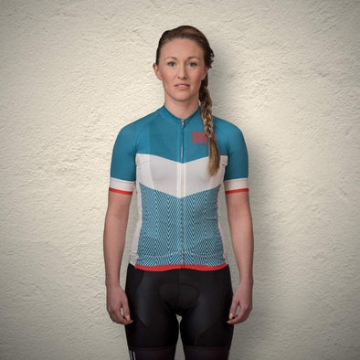 Stylish Cycling Clothing - Jerseys (Short Sleeve) Spin Shed Bodhi