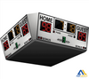 ADP Alphatec™ Arena Four-Sided Basketball Scoreboard