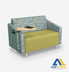 ADP KIDS LOUNGE SOFT SEATING: DOUBLE