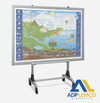 ADP GENIUS MOBILE WHITEBOARD STAND