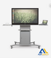 ADP ELEVATION FLAT PANEL CART