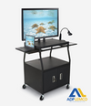 ADP WIDE BODY FLAT PANEL CART + CABINET