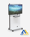 ADP MEDIASPACE FLAT PANEL CART