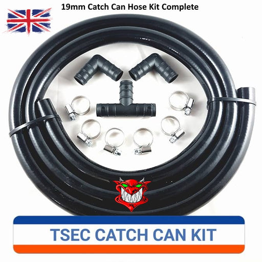 19mm Catch Can Hose Kit Complete - The Seal Extrusion Company LTD