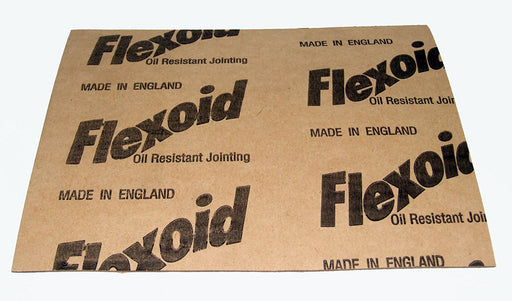 TSEC-FLEXA4 Flexoid Gasket Paper A4 Sheets Various Thickness - The Seal Extrusion Company LTD