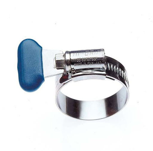 Hi-Grip wing screw hose clips - The Seal Extrusion Company LTD