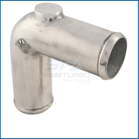 "2.25"" tight radius 90° elbow Intake pipe"