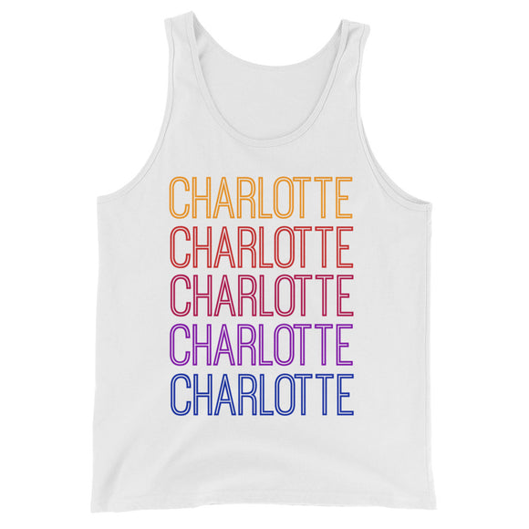 Charlotte Ombre Tank - The Well Dressed Southern Mess