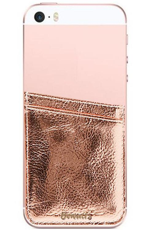 Phone Pocket Rose Gold