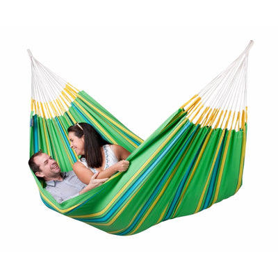 green double person hammock