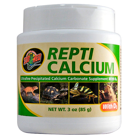 Repti Calcium & D3 Reptile Supplement Powder
