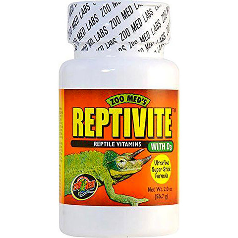Reptivite Complete Multi-Vitamin Calcium with D3 Vitamin Reptile Powder