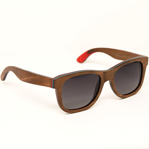 Venice Rockies wooden sunglasses