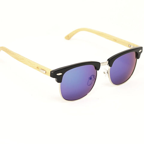 Dominicana Ocean wooden sunglasses