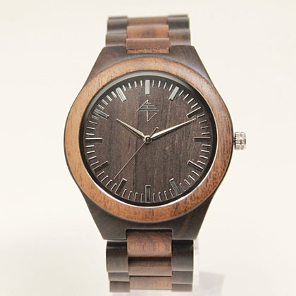 Corcovado wood watch